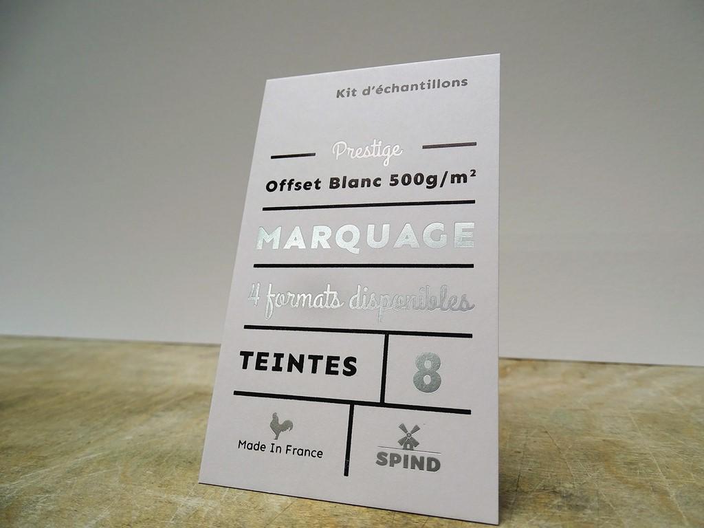 Produit - Offset Blanc 500