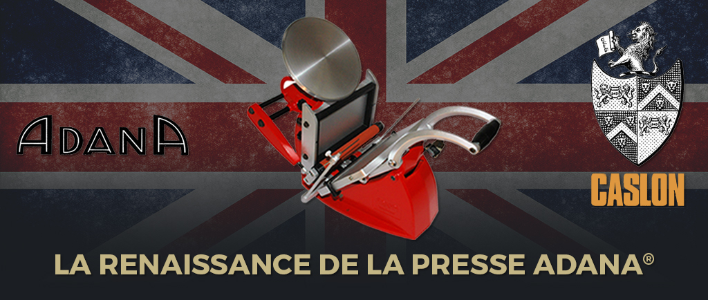 imprimerie letterpress