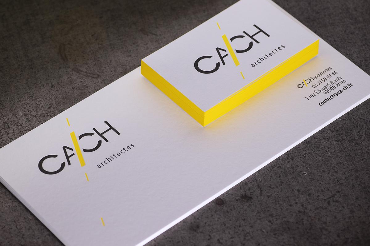 Carte de visite CA-CH