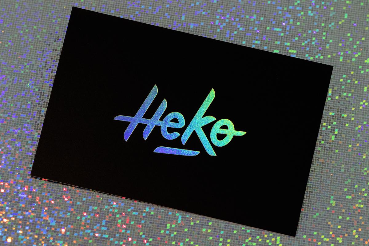 Carte de visite HEKO